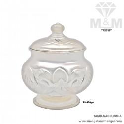 Niceness Silver Kumkum Chimizh