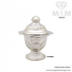 Famous Silver Kumkum Chimizh