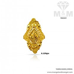 Fabled Gold Women Fancy Ring