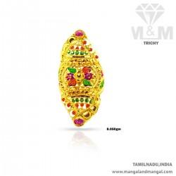 Grandest Gold Women Fancy Ring