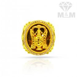 Divine Gold Lord Balaji...
