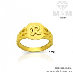 Great Gold Men Casting Ring