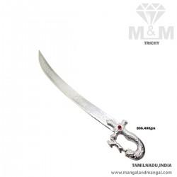 Popular Silver Sword (வாள்)