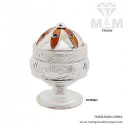Dreamy Silver Fancy Kumkum...