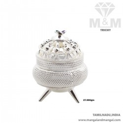 Beautify Silver Kumkum Chimizh