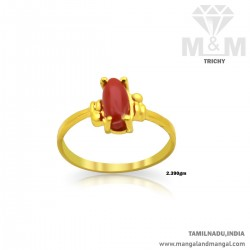 Incredible Gold Women Coral...