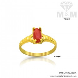 Wonderful Gold Women Coral...