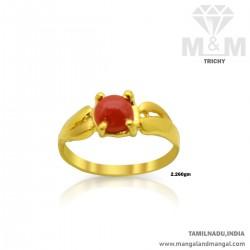Prettiest Gold Women Coral...