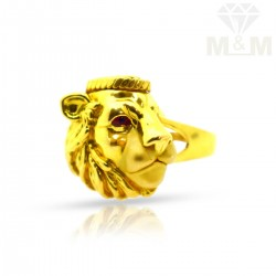 Sacred Gold Casting Ring