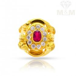 Inheritance Gold Fancy Ring