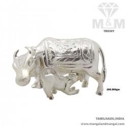 Strange Silver Kamadhenu...