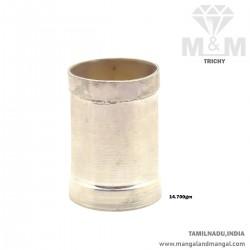 Tremendous Silver Kubera Padi