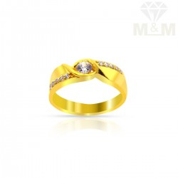 Formidable Gold Fancy Ring