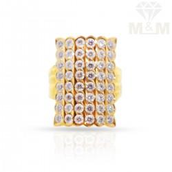 Extraordinary Gold Fancy Ring