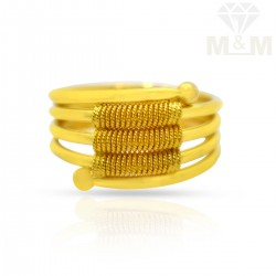 Optimum Gold Fancy Ring