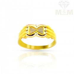 Exquisite Gold Fancy Ring