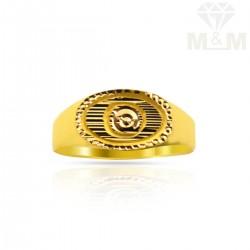 Impressive Gold Fancy Ring