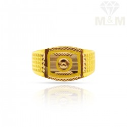 Superior Gold Fancy Ring