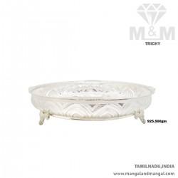 Elegance Silver Thambulam...
