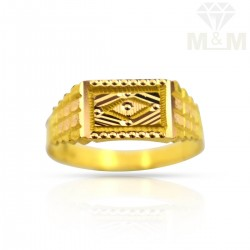 Eminent Gold Fancy Ring
