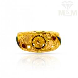 Ubiquitous Gold Fancy Ring