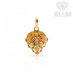 Memorable Gold Fancy Pendant