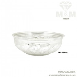 Maginificent Silver Fancy Bowl