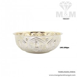 Embellish Silver Fancy Bowl