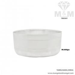 Miraculous Silver Fancy Bowl