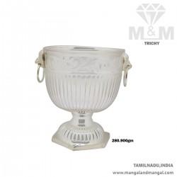 Unbelievable Silver Fancy Bowl