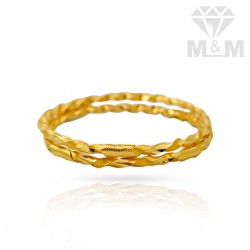 Stupendous Gold Fancy Bangles