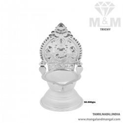 Fascinate Silver Kamatchi...