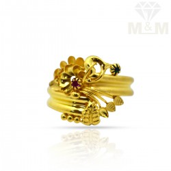Mythical Gold Fancy Ring
