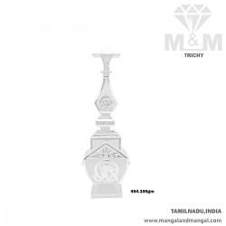 Embellish Silver Panner Sombu