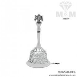 Divine Silver Antique Mani