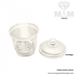 Inspired Silver Fancy Sambadam