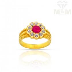 Treasured Gold Fancy Ring