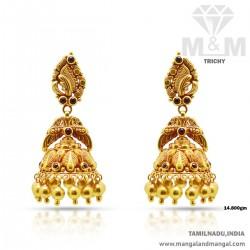 Virtuous Gold Women Antique...