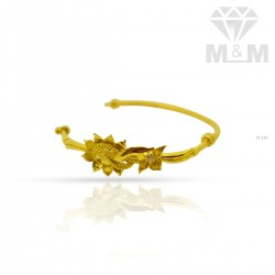 Popular Gold Fancy Bracelet