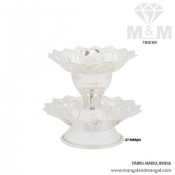 Divine Silver Pathi Stand