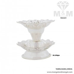 Fascinate Silver Pathi Stand
