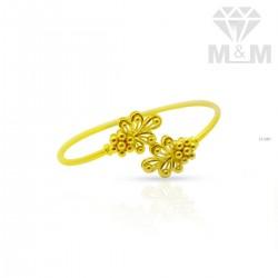 Exquisite Gold Fancy Bracelet