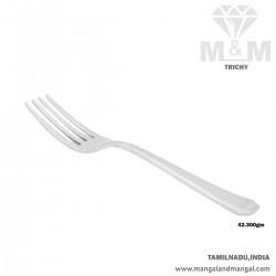 Verdant Silver Spoon
