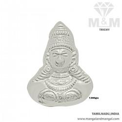 Beguiling Silver Amman Mugam