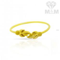 Exemplary Gold Fancy Bracelet