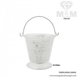 Blessed Silver Bucket (Vali)