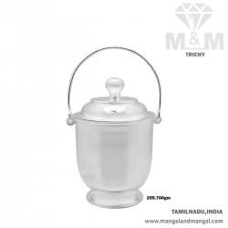 Pleasantness Silver Bucket...