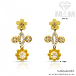 Amazing Gold Women Earring