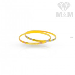 Pretty Gold Rhodium Bangle