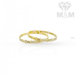 Cute Gold Rhodium Bangle